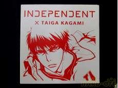 INDEPENDENT X 黒子のバスケ