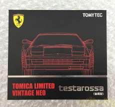 TLV-NEO フェラーリ テスタロッサ (赤|トミーテック