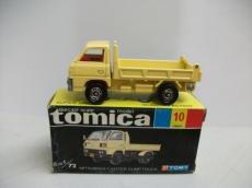 トミカ 三菱キャンター ダンプトラック