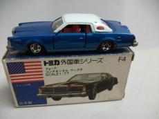 トミカ フォード コンチネンタル フォードIV