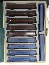 オハ35系11両セット|KATO