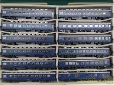 10系急行型寝台客車 7両+5両セット|KATO