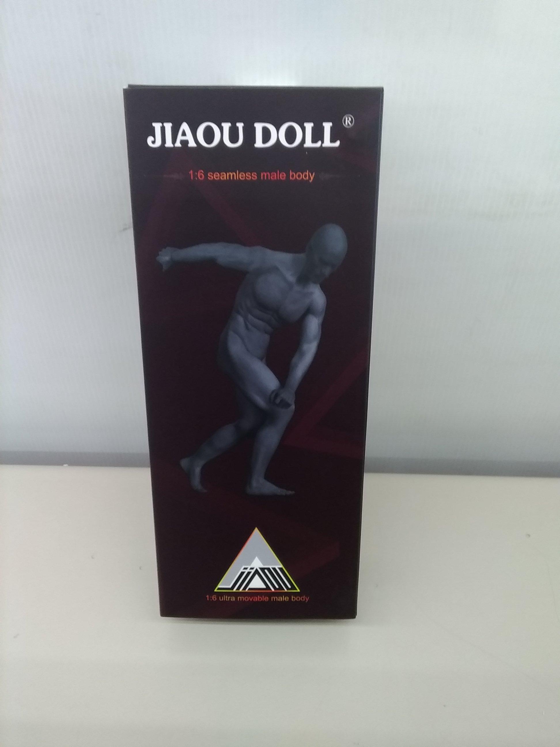 シームレス男性素体 JIAOU DOLL