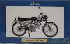 ホンダ CR110 ストリート 1962 EBBRO