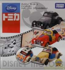 ディズニーモータース|TAKARA TOMY