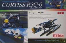 カーチスR3C-0非公然水上戦闘機|FINEMOLDS