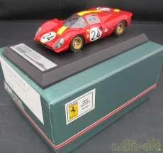 フェラーリ330 P.4 1967ルマン24H