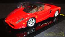 VFERRARI ENZO RED/CARBON ROOF|KYOSHO