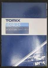 JR DE10.50系ノスタルジックビュートレインセット|TOMIX