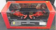 フェラーリF2007コンストラクターズチャンピオンズ
