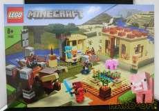 マインクラフト|LEGO