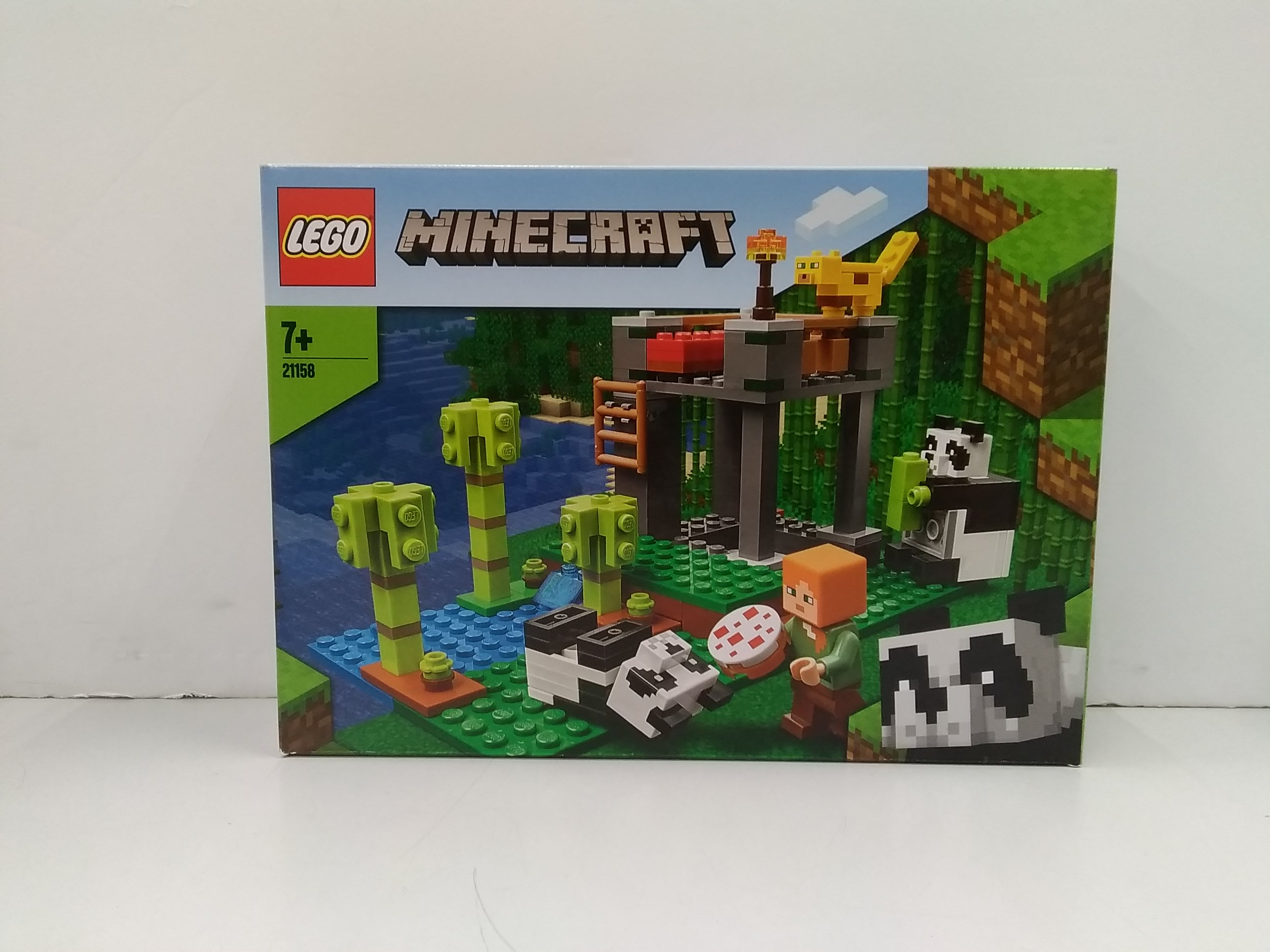 【未開封】LEGO マインクラフト|LEGO