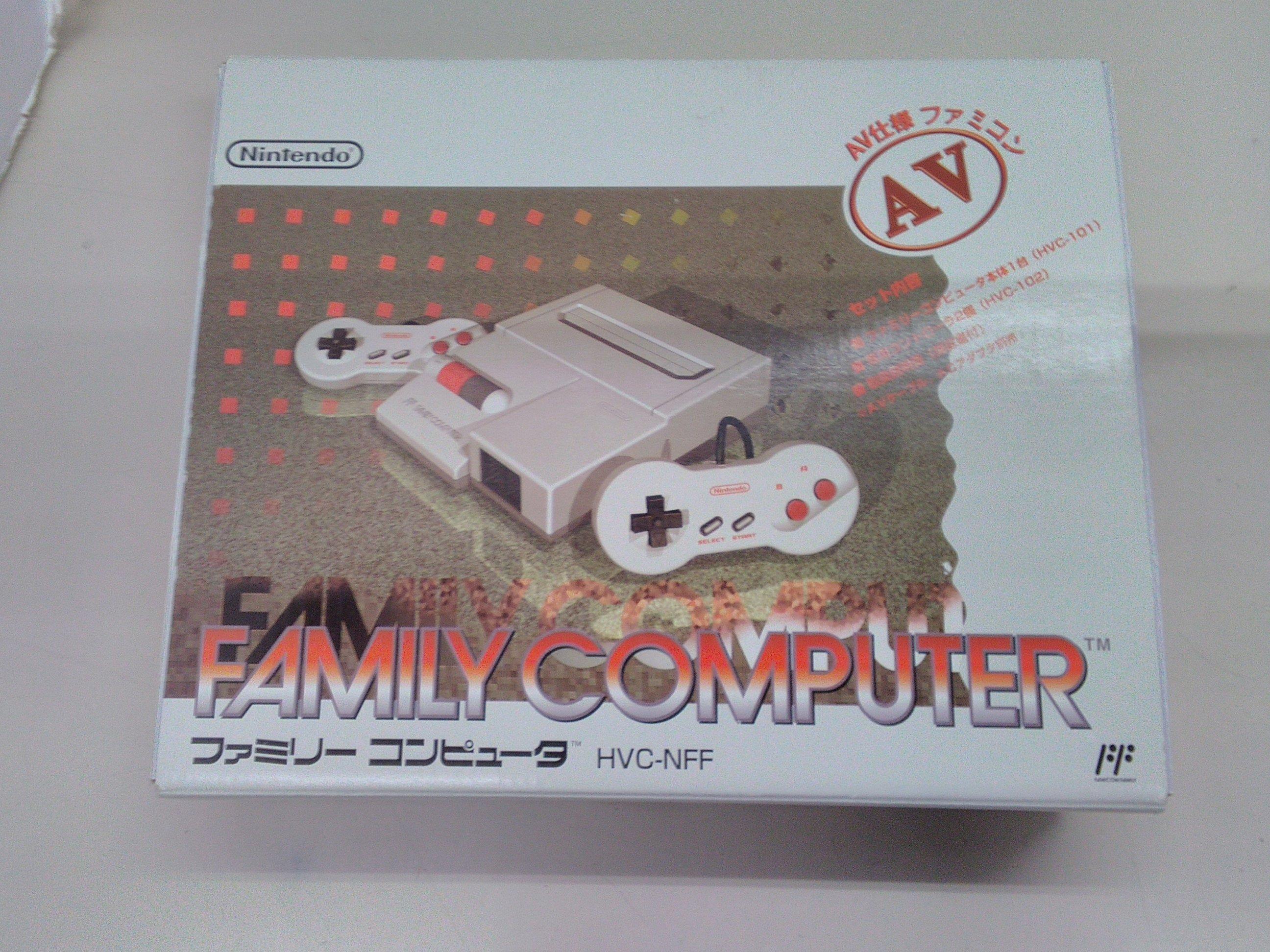 ニューファミコン|任天堂