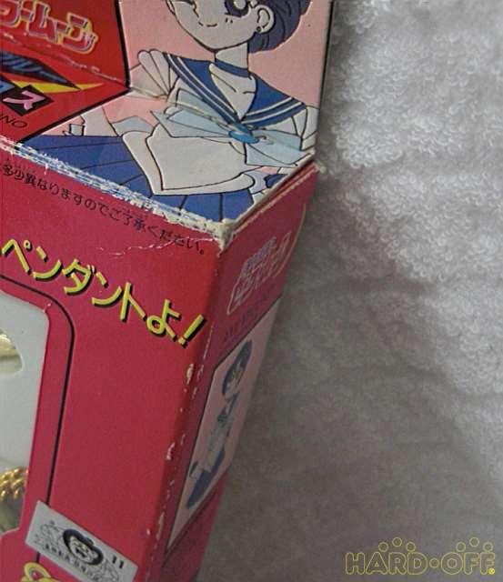 箱のダメージです。
