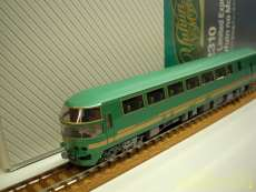 JRキハ71系ゆふいんの森Ⅰ世・更新後セット