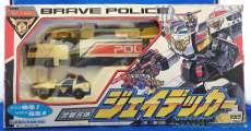 勇者警察ジェイデッカー|TAKARA