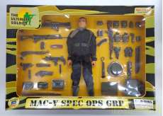 MAC-V SPEC OPS GRP 21ST CENTURY TOYS