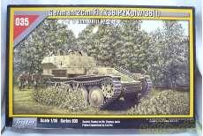 1/35 ドイツ軍 2cm 38t 対空戦車|トライスター