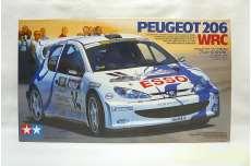 1/24 プジョー206 WRC|タミヤ