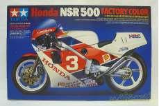 1/12 HONDA NSR500 ファクトリーカラー|タミヤ