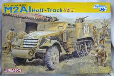 1/35 M2A1 Half-Track|ドラゴン