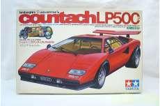 1/24 ランボールギーニ カウンタックLP500S|タミヤ