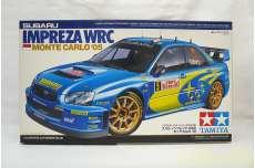 1/24 スバルインプレッサ WRC モンテカルロ '05|タミヤ
