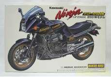 1/12 カワサキ GPZ900R ニンジャ 2001年モデ|アオシマ