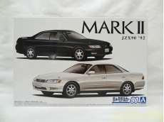 1/24 トヨタ JZX90 マークII グランデ/ツアラー|アオシマ