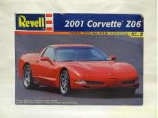 1/25 2001 CORVETTE Z06|レベル