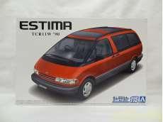 1/24 トヨタ TCR11W エスティマ ツインムーンルー|アオシマ