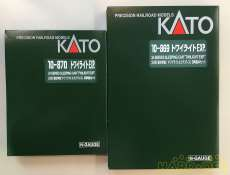 24系 寝台特急 トワイライトエクスプレス基本、増結セット|KATO