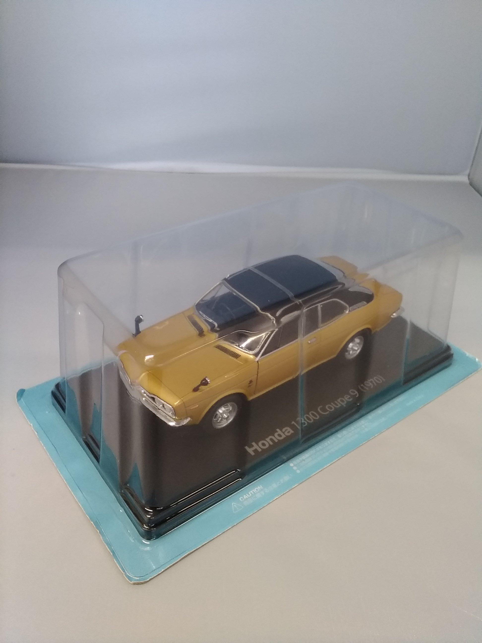 ホンダ 1300クーペ9(1970)|アシェット