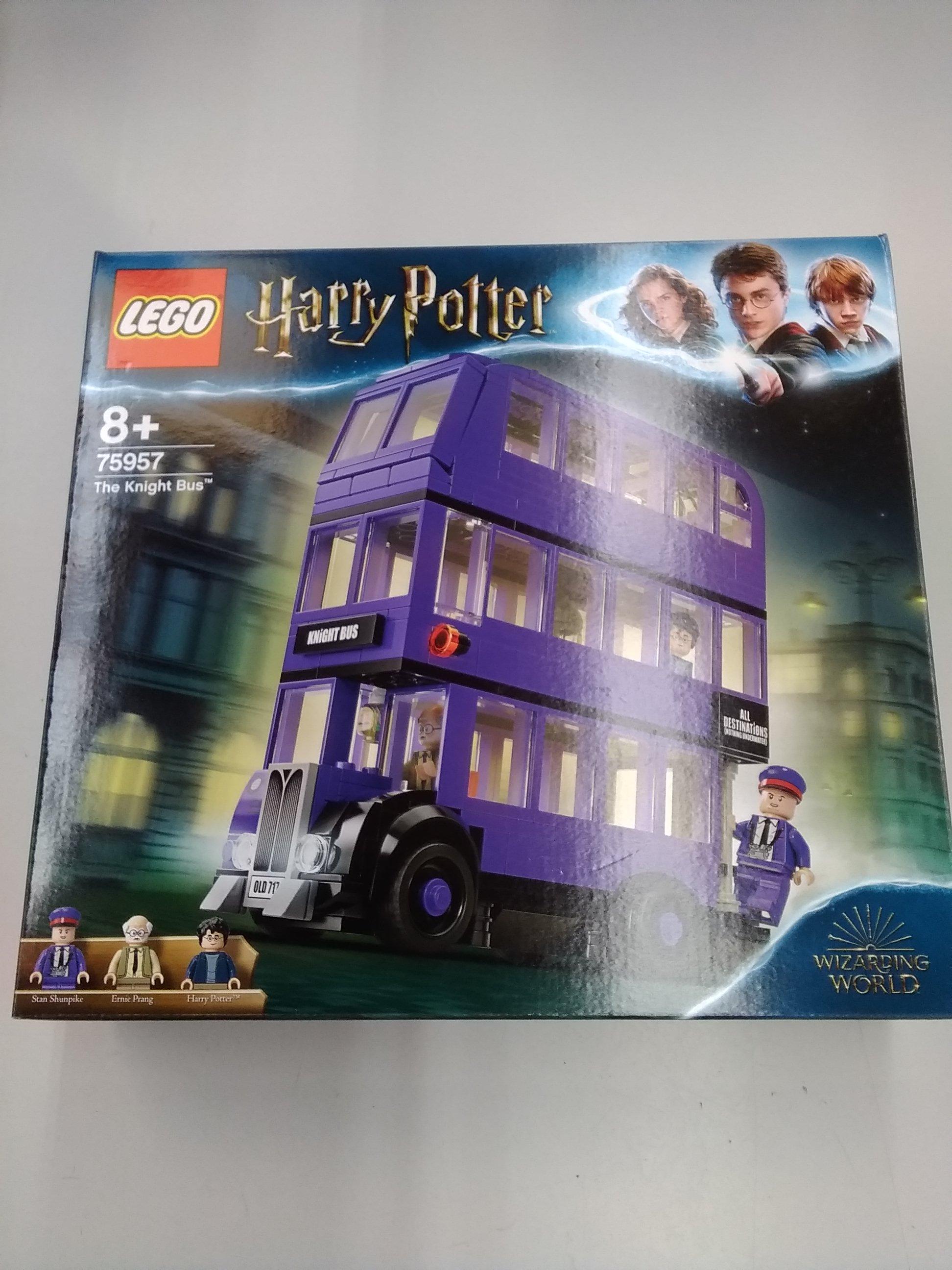 ハリーポッター 夜の騎士バス|LEGO