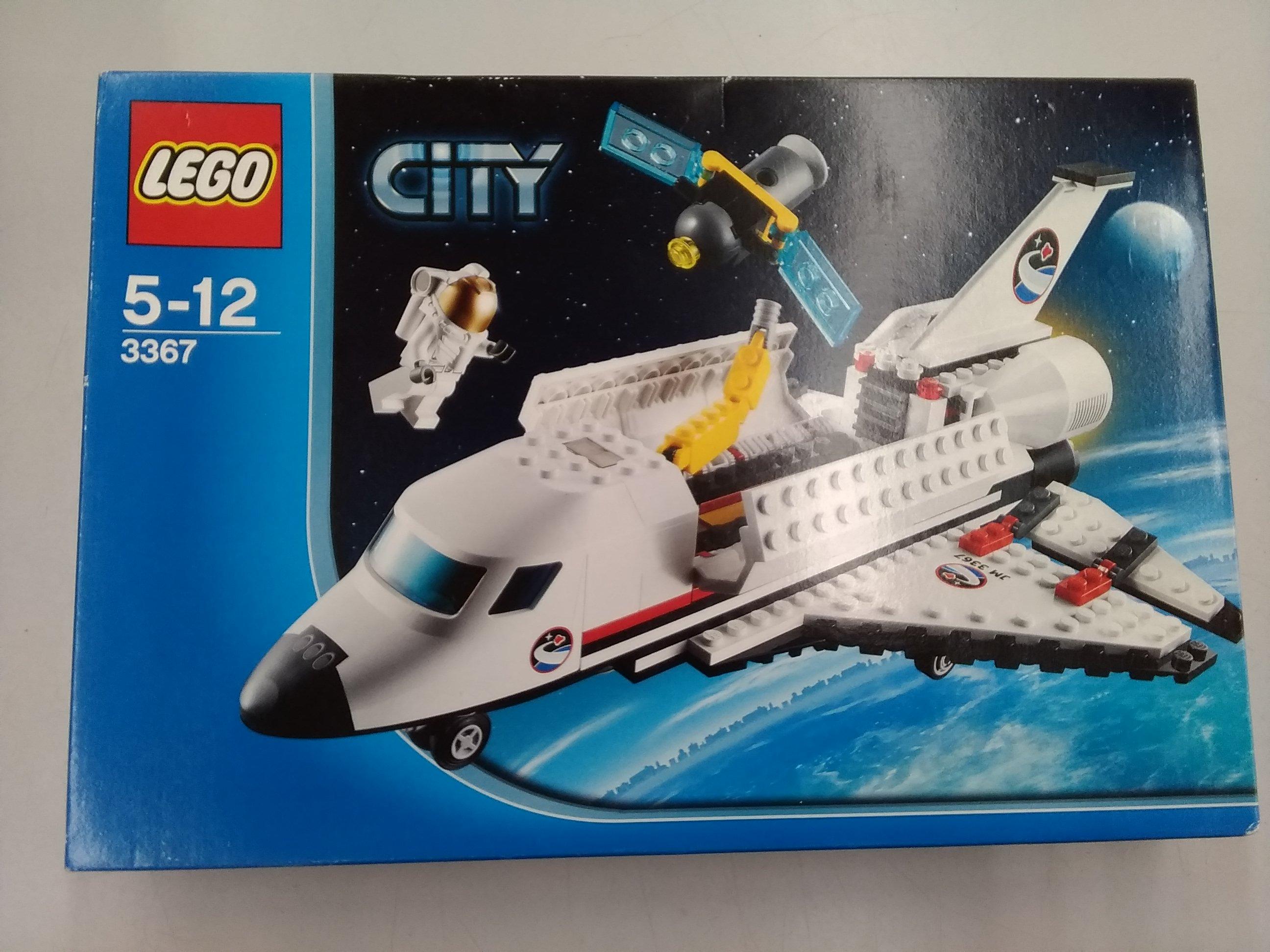 レゴ スペースシャトル|LEGO