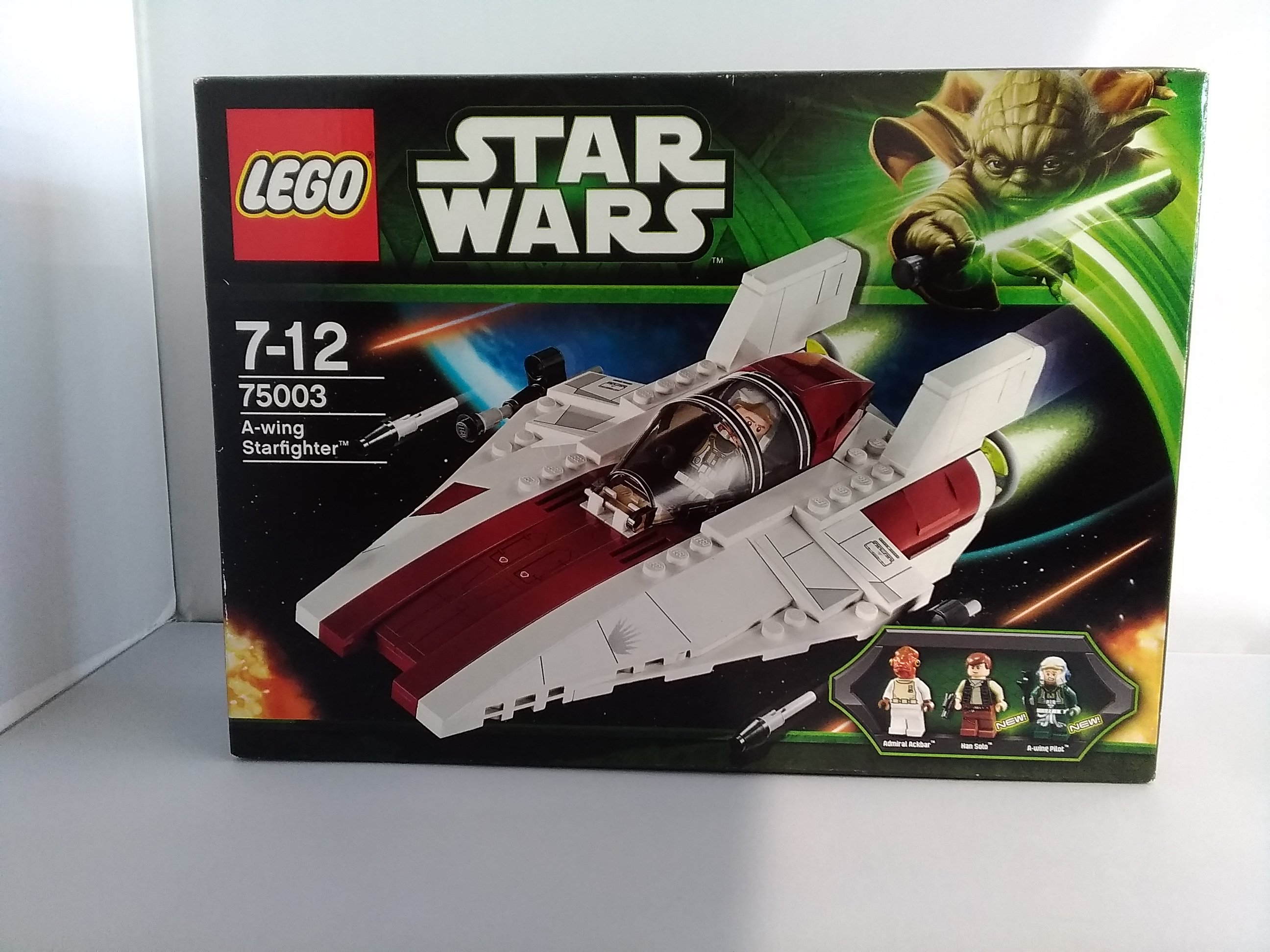 レゴスターウォーズ A-WING STARFIGHTER|LEGO
