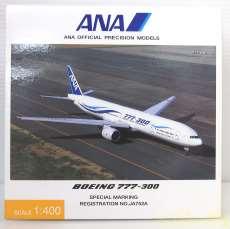ボーイング777-300 ANA 風塗装 JA752A ANA