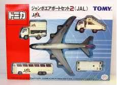 ジャンボエアポートセット2 (JAL)|TOMY