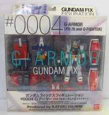 Gアーマー [RX-78ガンダム+Gファイター]|BANDAI