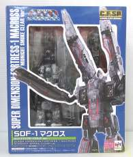 SDF-1 マクロス ミッドナイトスモーククリアver.|MEGAHOUSE