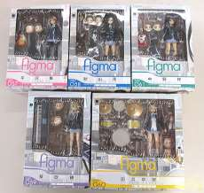 Figma 5人セット|GOOD SMILE COMPANY