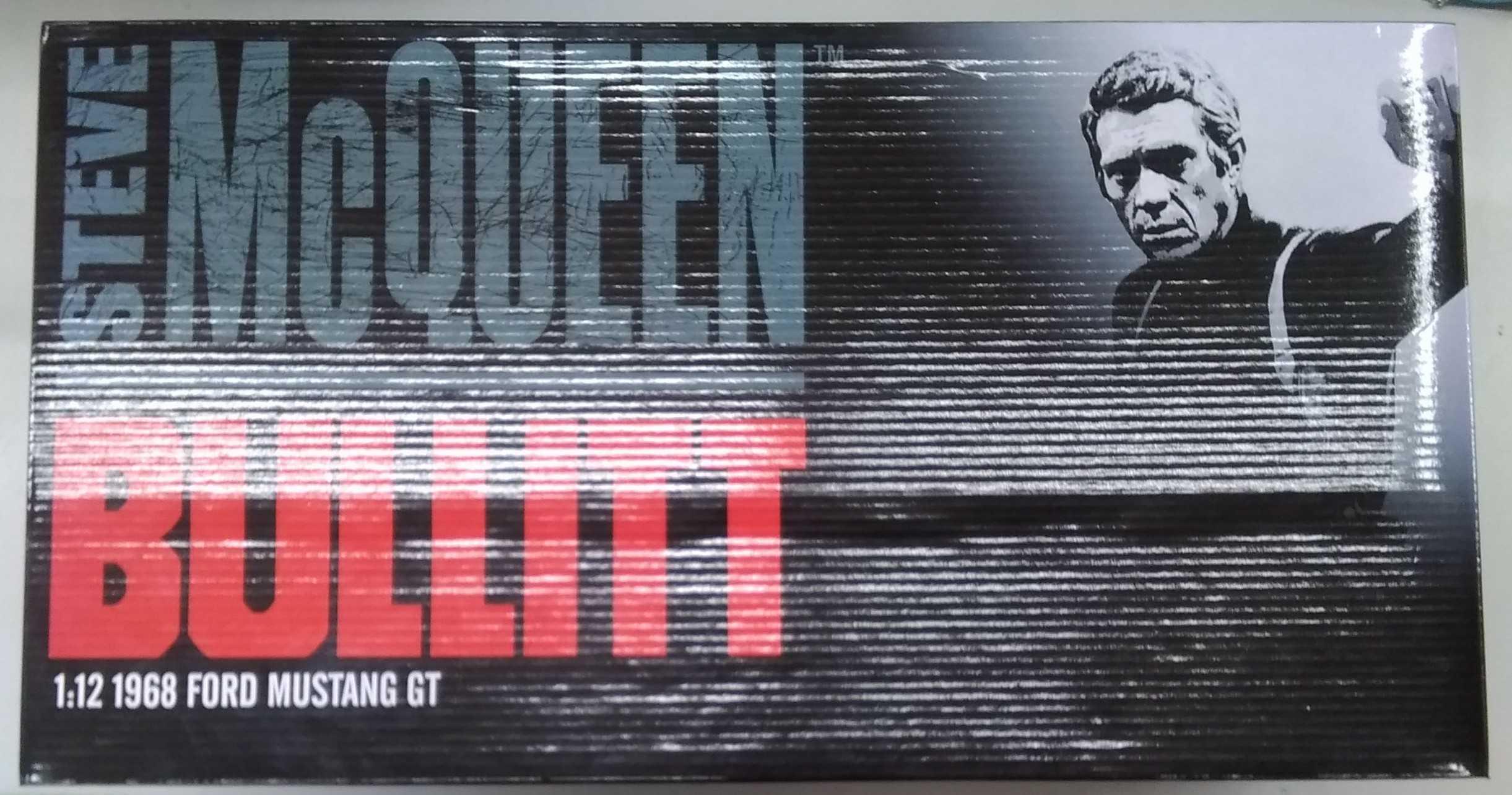 STEVE McQUEEN BULLITT|SPIRIT