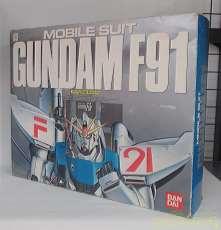 1/60 ガンダムF91|BANDAI
