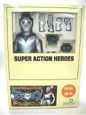 スーパーアクションヒーローズ10|レッズ