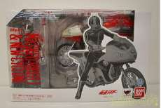 S.H.Figuarts 仮面ライダー新1号&新サイクロン号セット