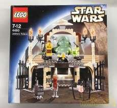 レゴスターウォーズ4480 ジャバの宮殿|LEGO