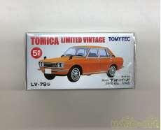 ダットサン ブルーバード 1600 SSS(72年式) TOMY TEC