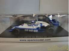 Tyrrell 008 5thモナコGP 1978