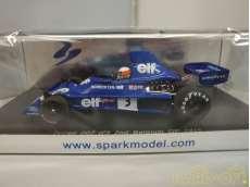 Tyrrell 007 2nd Belgium GP 1975