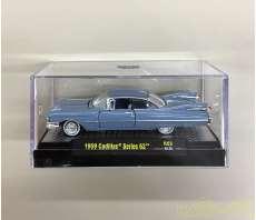 1959 キャデラック シリーズ 62 ライトブルー オート・センティックス